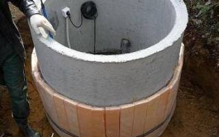 Провести воду в дом из колодца