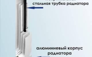 Устройство биметаллических радиаторов отопления