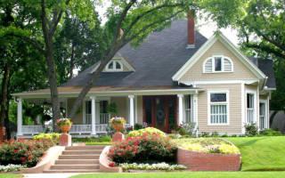Деревянное крыльцо для частного дома фото