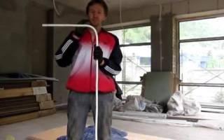 Как согнуть металлопластиковую трубу в домашних условиях