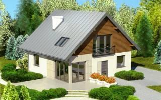 Одноэтажный дом с террасой фото