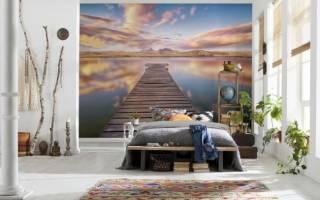 3д картины на стену в квартире фото