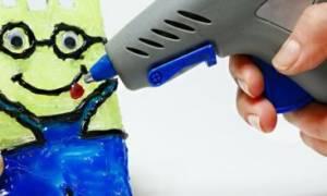 Чем заменить клеевой пистолет для рукоделия