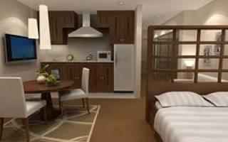 Однокомнатная квартира 35 кв м дизайн