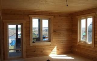 Как поднять потолок в частном доме?