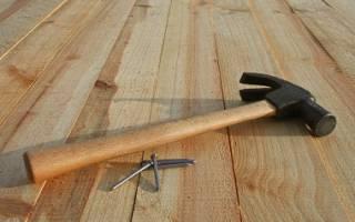 Что сделать чтобы не скрипели деревянные полы?