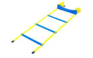 Как сделать координационную лестницу своими руками