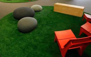 Искусственная трава для дома