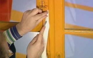 Чем утеплить деревянные окна на зиму