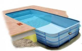 Какой бассейн лучше композитный или бетонный?