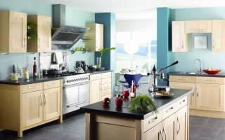 Какой краской покрасить стены на кухне?