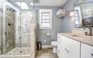 Ванная комната в квартире дизайн фото