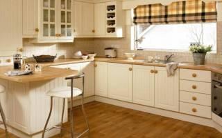 Дизайн римских штор для кухни фото