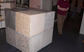 Вес куба бетона м300