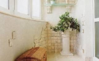 Красивые балконы и лоджии фото