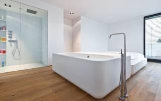 Проекты ванных комнат в частном доме