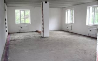 Варианты планировки двухкомнатной квартиры