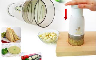 Как выбрать измельчитель кухонный
