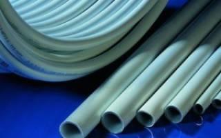 Трубы для горячего водоснабжения какие лучше