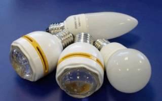 Вред от светодиодных ламп для дома