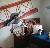 Интерьеры детских комнат для мальчиков фото