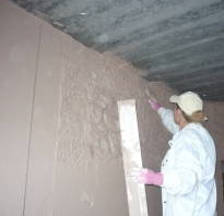 Толщина улучшенной штукатурки стен СНиП