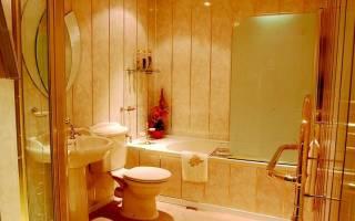 Альтернатива керамической плитке в ванной