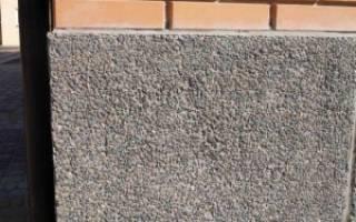 Чем отделать фундамент дома снаружи недорого