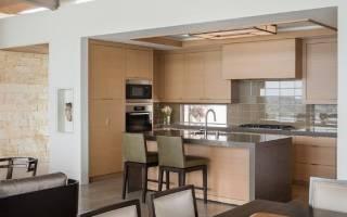 Дизайн кухни 19 кв метров фото