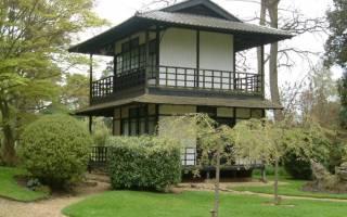 Дома в японском стиле фото и проекты