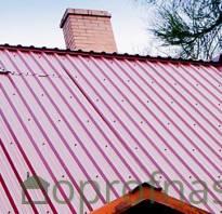 Какой металлопрофиль лучше для крыши