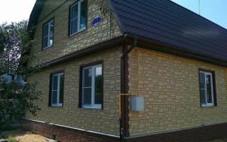 Чем обшить фасад дома снаружи недорого