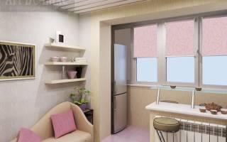 Можно ли поставить холодильник на балкон зимой?
