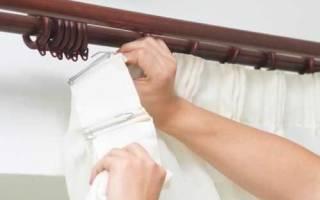 Как красиво повесить шторы в обычной квартире