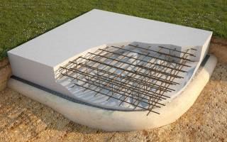 В каких случаях применяются плитные фундаменты?