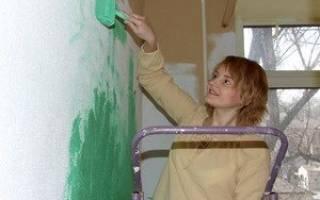 Можно ли красить бумажные обои водоэмульсионной краской?