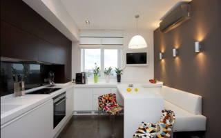 Двухуровневые потолки на кухне из гипсокартона фото