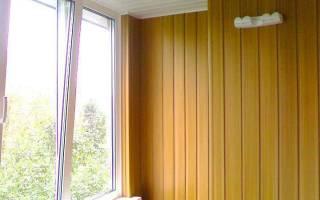 Обшивка балкона МДФ панелями фото